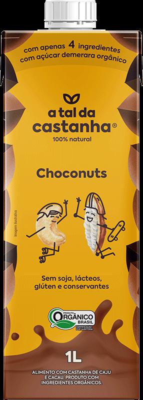 Bebida Choconuts Orgânica