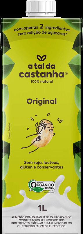 Bebida Original Orgânica